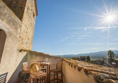 Terrace with View to Palafrugell