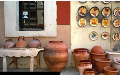 Ceramics!  Made in Costa Brava Spain